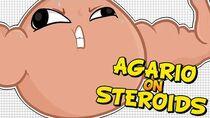 AGARIO ON STEROIDS! BIGGER THAN THE MAP! - Agario
