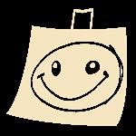 Smiley Bag.