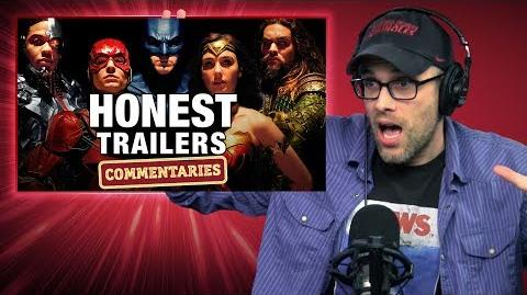 Honest Trailer Commentaries - Justice League