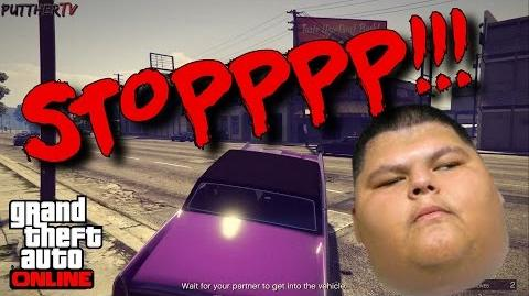 Kid Rages When I Steal His Lowrider! (GTA 5 Trolling)