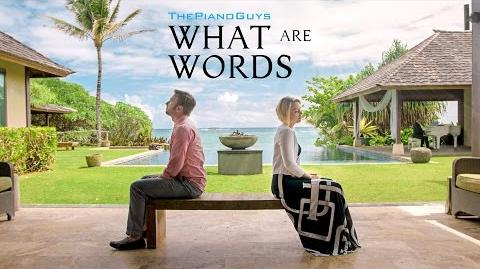 What Are Words - ft