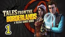 Overwatch Tales From the Borderlands Episode 1 (Twitch Stream December 4th, 2016)