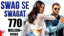 Swag Se Swagat Song Tiger Zinda Hai Salman Khan Katrina Kaif Vishal & Shekhar, Irshad, Neha