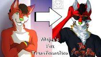 Majira's Fox Transformation