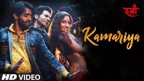 Kamariya Video Song STREE Nora Fatehi Rajkummar Rao Aastha Gill, Divya Kumar Sachin- Jigar