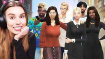 What if I play The Sims 4 like a sitcom? (S.I.M