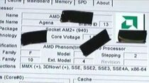 Undisclosed AMD Processor at 3