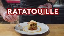 Binging with Babish Ratatouille (Confit Byaldi) from Ratatouille