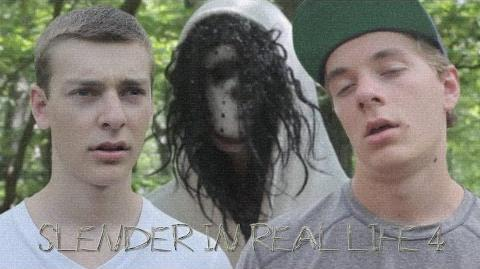 Slender in Real Life 4