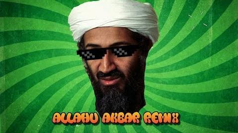 Allahu Akbar Remix (Dj inappropriate) (autistic)
