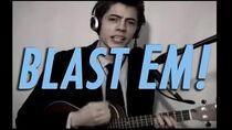 BLAST EM! (Ukulele Rap) - Rusty Cage
