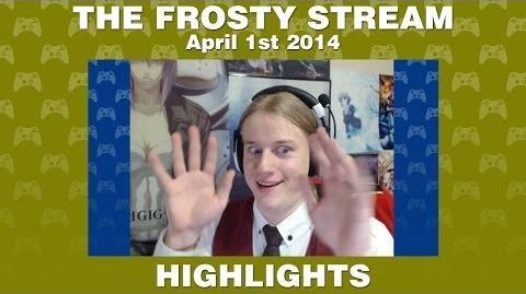 Highlights - Frosty Stream 04 01 14