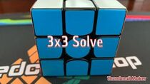Just a 3x3 solve