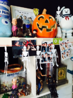Oxbox halloween prop room