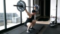 Upper Body Home Workout w Snatches