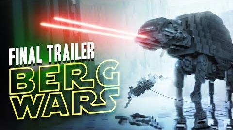 BERG WARS ★ Final Trailer (A Minecraft Star Wars Film)
