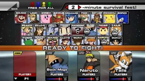 Super Smash Flash 2 v0