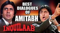 Best Dialogues of Amitabh Bachchan - Superhit Bollywood Hindi Movie Inquilaab Jukebox