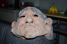 Inkognito Spastikos Maske