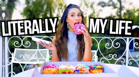 Literally My Life (OFFICIAL MUSIC VIDEO) MyLifeAsEva