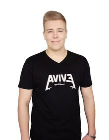 AviveHD Shirt-text-front-0