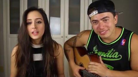 """Mariana Nolasco part Whindersson. Whindersson Nunes - """"A Rosa E O Beija Flor"""""""