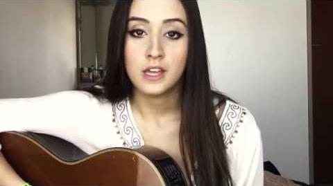 """Mariana Nolasco """"Sorri, Sou rei""""- Natiruts (Cover)"""