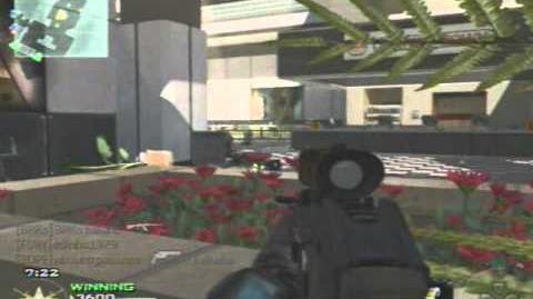 BRKs EDU - Team Deathmatch - Modern Warfare 2 - UMP Thermal - Comentarios em Portugues