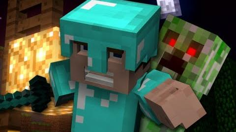 """Revenge"" - A Minecraft Original Music Video"