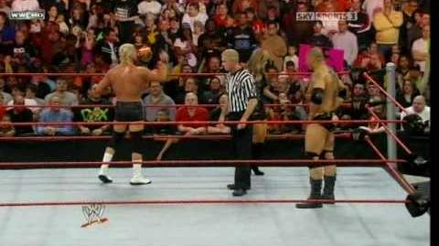 Dolph Ziggler In-Ring RAW Debut; vs. Batista