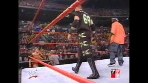 K-Kwik (R-Truth) debut in WWF