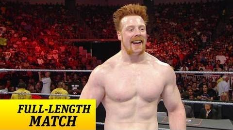 Sheamus' WWE Debut