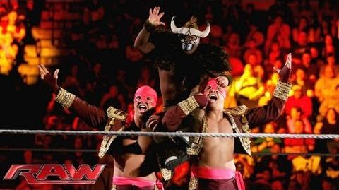 Los Matadores vs. 3MB Raw, Sept. 30, 2013