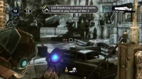Hueva - Random clips 2 (Increíble) Gears of War 3