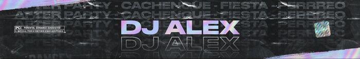 Banner de DJ ALEX
