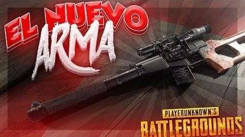 PROBANDO LA NUEVA ARMA! PLAYERUNKNOWN'S BATTLEGROUNDS ByRubi9™