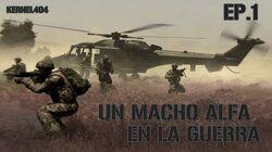 ARMA 2 Un Macho Alfa en la Guerra 1 por KERNEL404 (Live Gameplay Comentado)