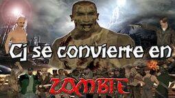 Loquendo-GTA San Andreas-Cj se convierte en Zombie-Especial de Halloween 2014
