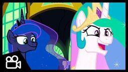 ▷Clip Celestia and Luna Help too Much (Between Dark and Dawn) MLP FiM (Season 9) HD-0