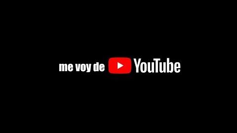 Adiós Youtube