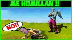 ME HUMILLAN !! - FORTNITE !!!