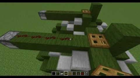 Tutorial Minecraft Construyamos una Lav-25 ( DESCARGA)