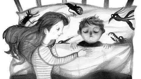 """""""El niño que se olvidó de dormir"""""""