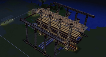 Ferrofactoría Aeternalis OP