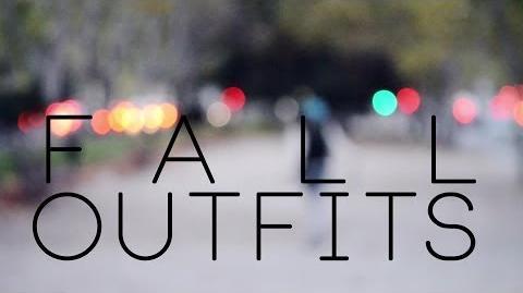OUTFITS- OTOÑO 2013