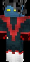 Skin de Viciosin en Minecraft