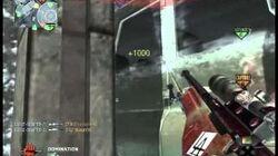 M0dE-SNiiPER-Zz - Black Ops Game Clip