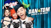 YouTube Red - DanTDM Creates A Big Scene