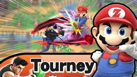 ME DAN UNA PALIZA QUE DESPIERTA MI FURIA🔥 😲 - TORNEO 32 PLAYERS Super Smash Bros WIIU ZetaSSJ