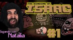 La aventura comienza - The Binding of Isaac 1